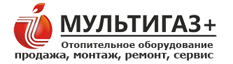 Мультигаз+ бытовое отопительное оборудование Logo